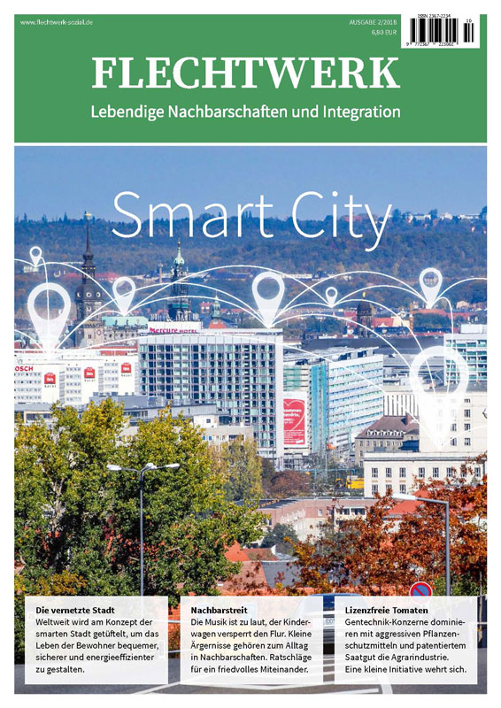 Titelseite: Smart City